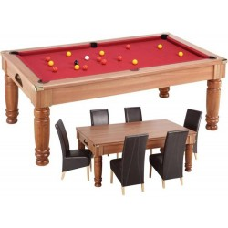 Elite Freeplay pool table 7ft