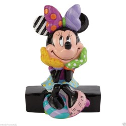 Minnie Mouse Sitting - Mini Figurine