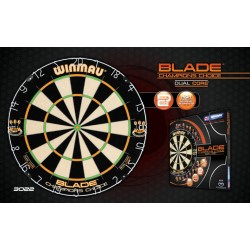 Cible crin Winmau Blade IV Dual Core 'Champions Choice'