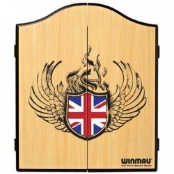 Cabinet Dart Winmau avec ornements