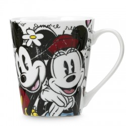 Mug Mickey & Minnie 1