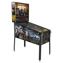 Flipper Game of Thrones (Le Trone de Fer)