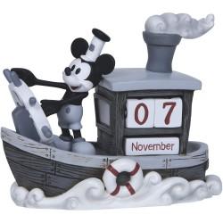 """Mickey Mouse Perpetual Calendar"""