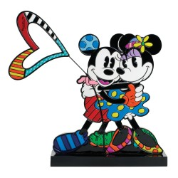 Plaque Mickey et Minnie - Love Plaque