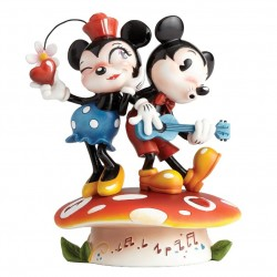 Miss Mindy 'Mickey & Minnie Mouse Figurine'
