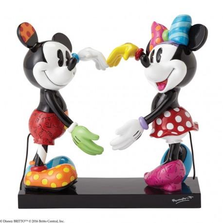 Mickey & Minnie Mouse Figurine