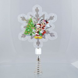 Mickey & Minnie Mouse Tree Topper