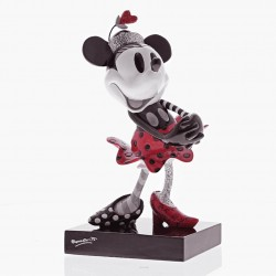 Steamboat Minnie Mouse Figurine