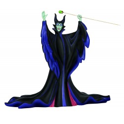 Maleficent Figurine 'Stand back you fools !'