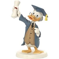 """""""Congratulations, You Smartypants !"""" Bisque Porcelain Figurine"""