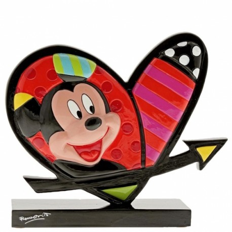 Mickey & Minnie Mouse Heart Icon
