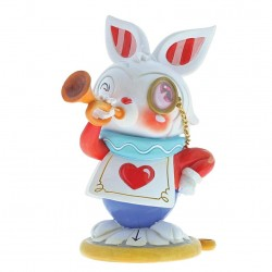 Miss Mindy 'White Rabbit Figurine'