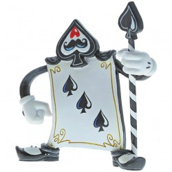 Miss Mindy 'Card Guard Three of Spades Figurine'