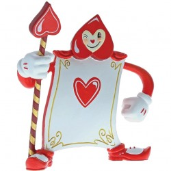 Miss Mindy 'Card Guard Ace of Hearts Figurine'