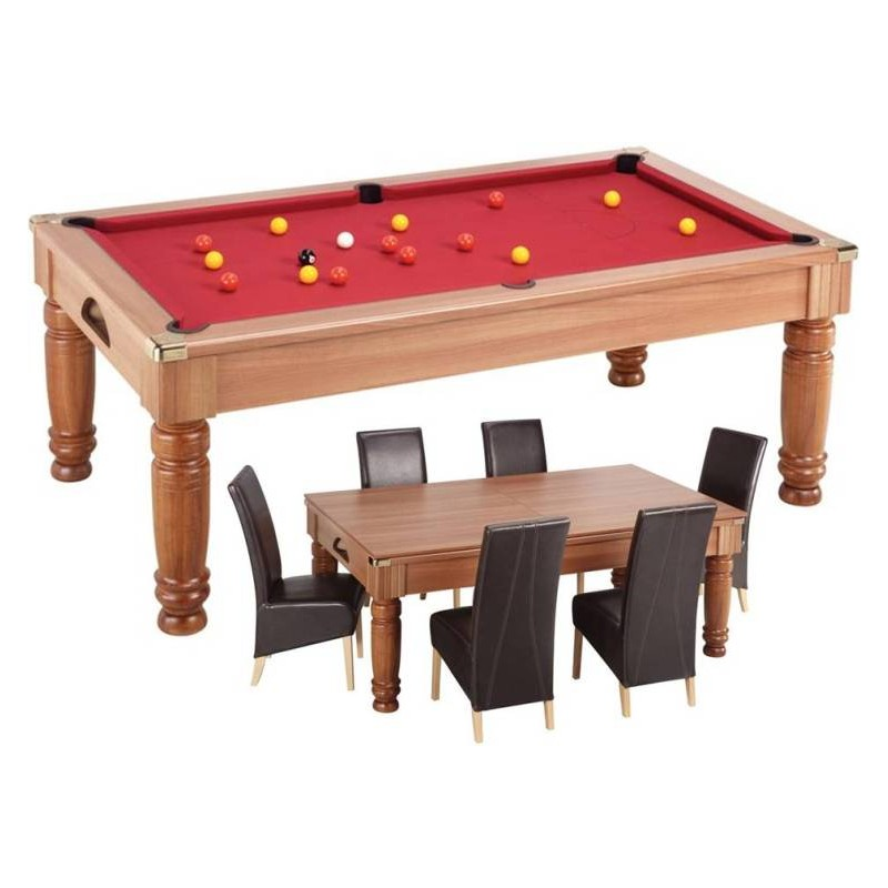 Billard table majestic 7 39 tendance billard - Table de salon billard ...