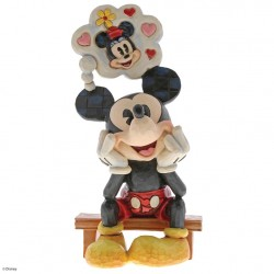Thinking of You (Mickey Mouse with Thought Figurine)