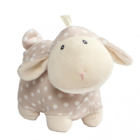 Baby Gund Roly Poly Lamb Soft Plush Toy 20cm