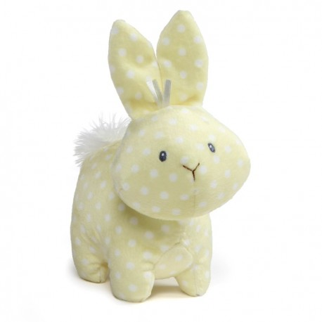 Baby Gund Roly Poly Bunny Soft Plush Toy 20cm