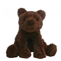 GUND Cozies Teddy Bear Stuffed Animal Plush, Brown 20cm