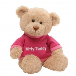 GUND My Teddy Pink Teddy Bear 35cm