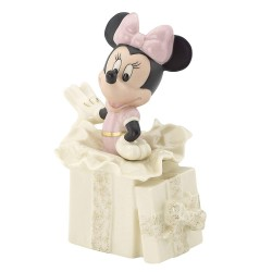 Minnie's Surprise Gift Figurine