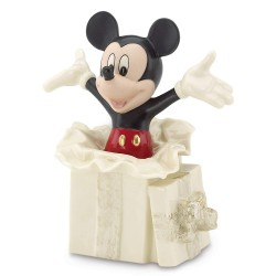 Mickey's Surprise Gift Figurine