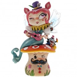 Miss Mindy 'Mermaid Quartet Figurine'