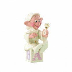 Dopey Gift for Baby Figurine