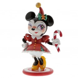 Miss Mindy 'Christmas Mickey Mouse Figurin'