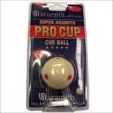 Bille blanche Aramith Pro-Cup 57,2mm