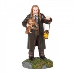 Flich and Mrs. Norris Figurine