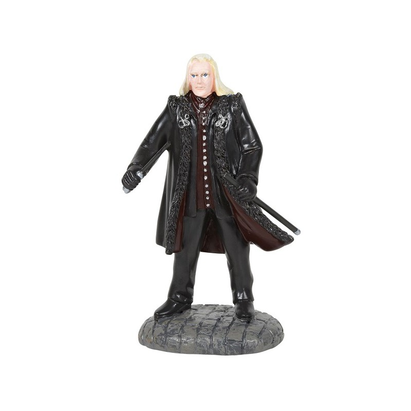 Star Ace 1/6 One Sixth Harry Potter Lucius Malfoy Dobby