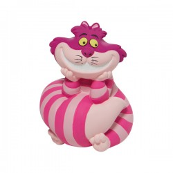 Cheshire Cat Leaning On His Tail Mini Figurine