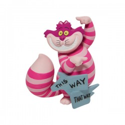 This Way, That Way Cheshire Cat Figurine