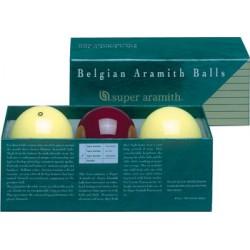 Billes Super Aramith - traditionnel - 61,5mm