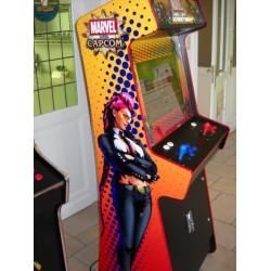 Borne Arcade multijeux 22'