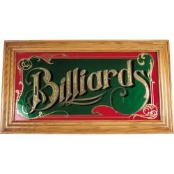 Miroir 'Billiards'