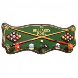 Porte-manteaux 'Billard'