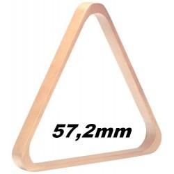 Triangle bois américain