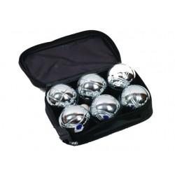 Set 6 boules de pétanque de loisir