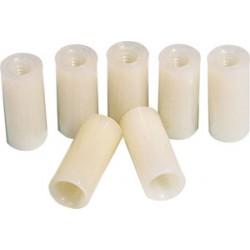 Virole plastique 12mm (pas de vis plastique)