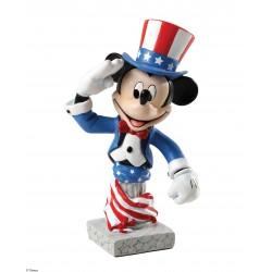 Patriotic Mickey Bust